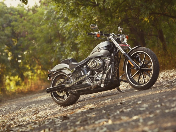 Harley Davidson Breakout: Design & Features