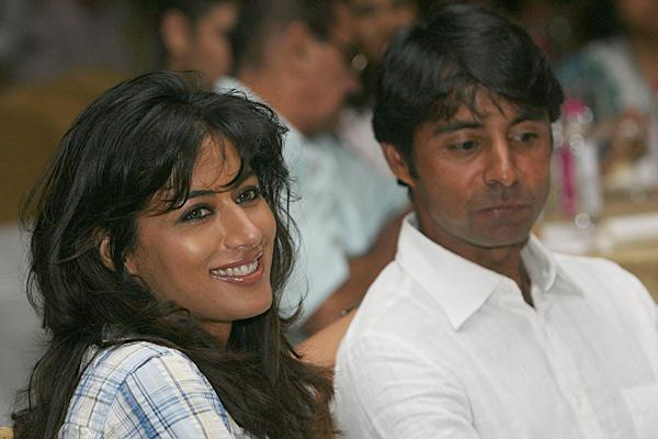 Chitrangada and jyoti Randhava
